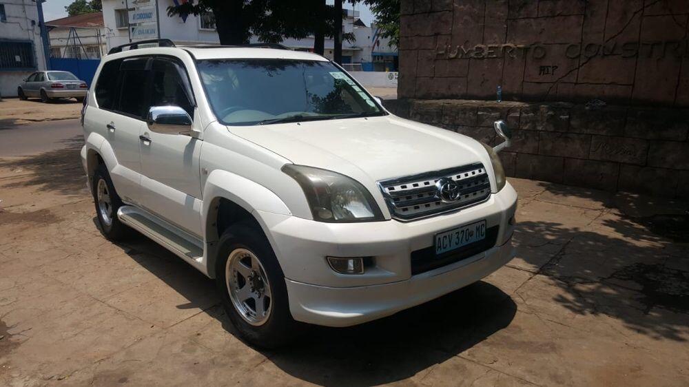 Vendo Toyota Prado 3.0