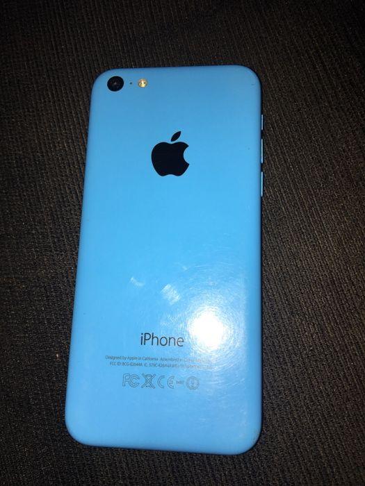 Está venda iPhone 5c em bom estado sem nenhum problema de 16GB