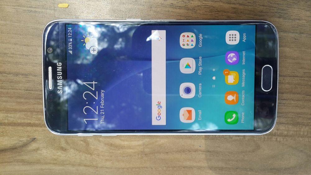 Samsung Galaxy s6 32gb bem novo fora da caixa