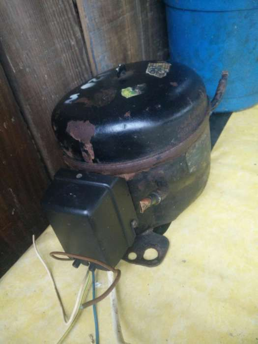 Motor combina frigorifica