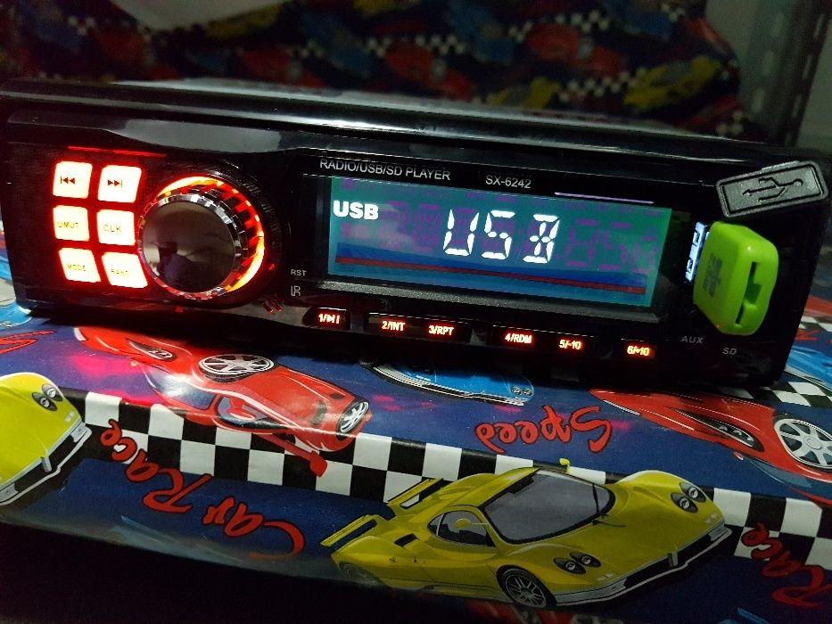 MP3 Player auto radio / card / USB / Aux input ABSOLUT NOU