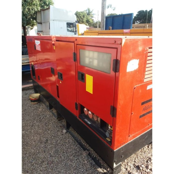Gerador industriail a diesel 80 KVA