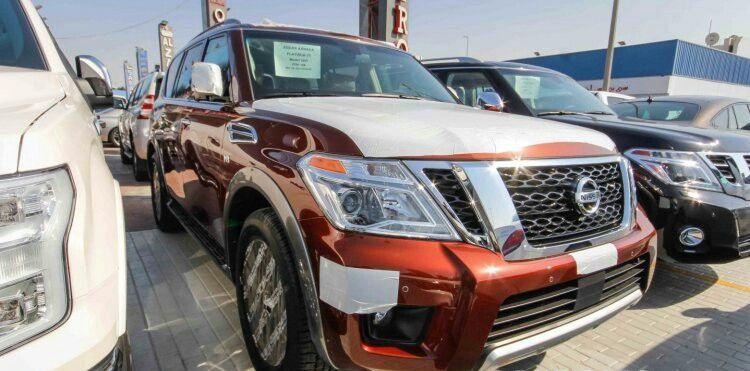 Nissan Patrol Armada