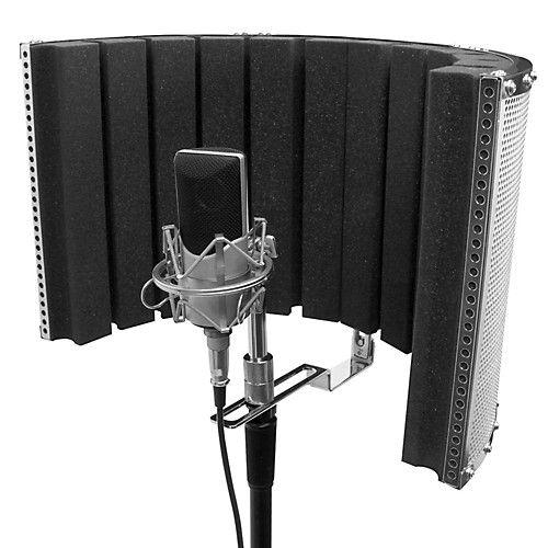 Vocal Recording Acoustic