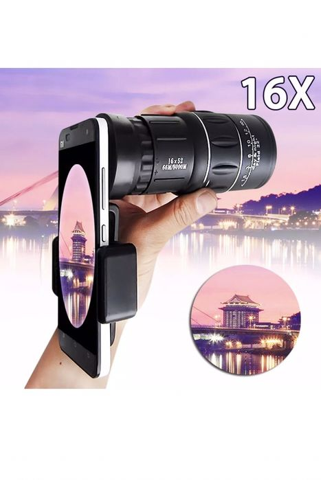Obiectiv Zoom Optic 16x Iphone 6/7/8/X/Xs