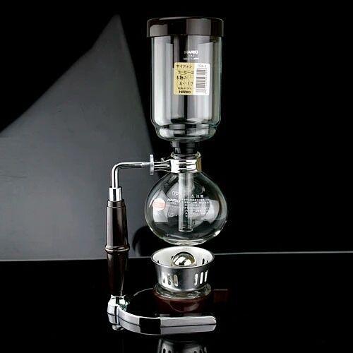 Сифон для чая и кофе, Габет, Чайный сифон, Hario.