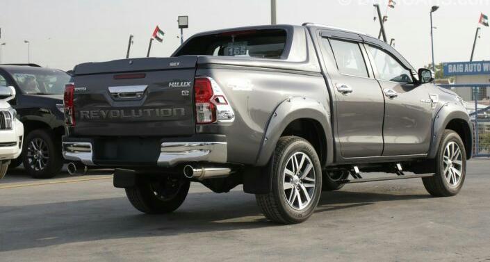Toyota Hilux Revolution