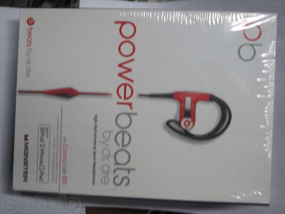 Наушники Power Beats by dr.dre