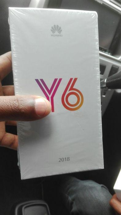Huawei Y6 2018 selado