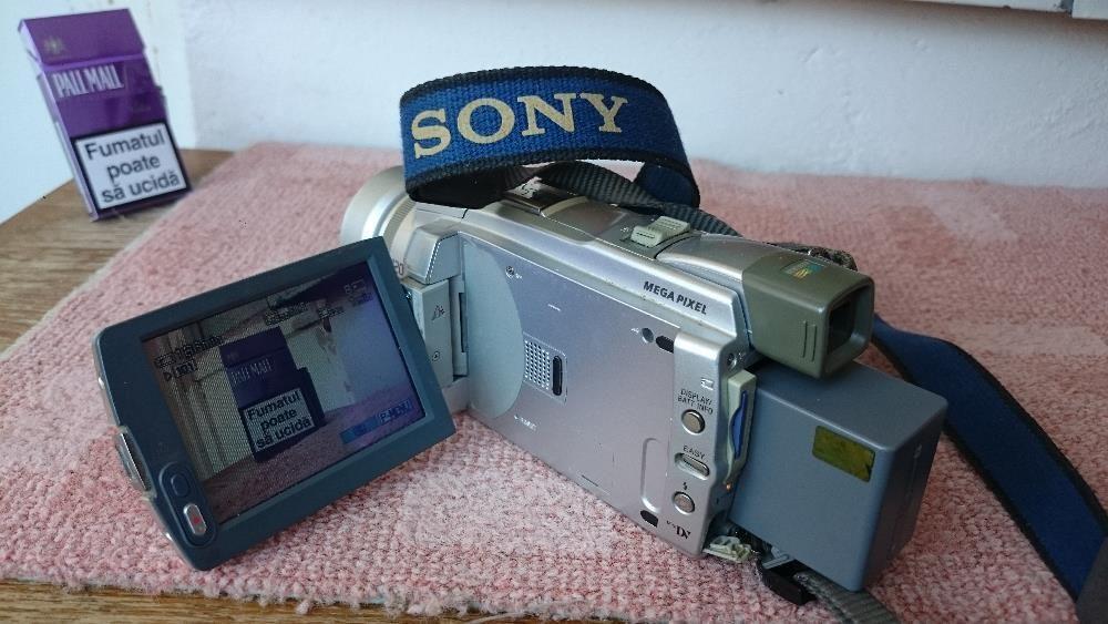 Camera video digitala Sony dcr-hc85e pal