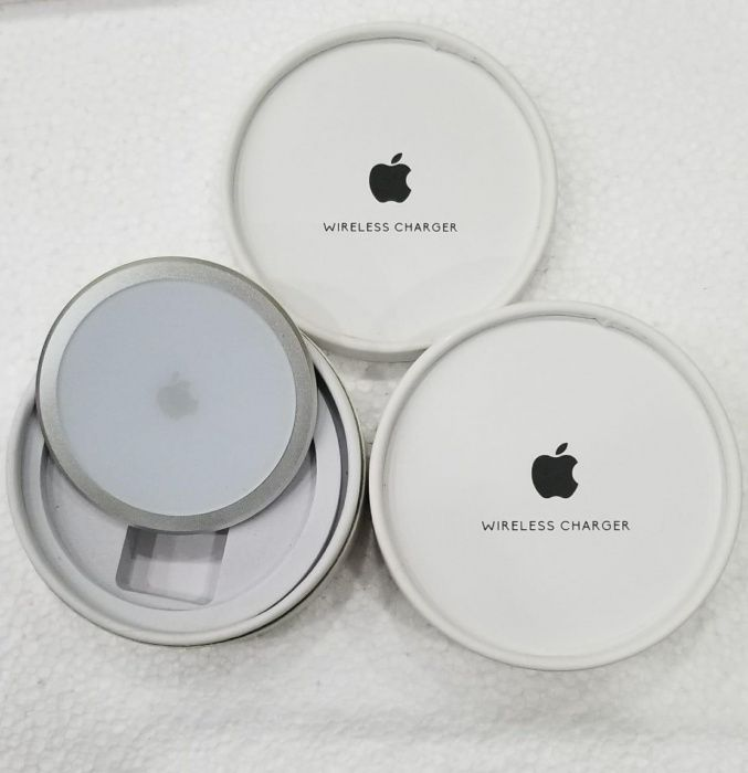 Wireless charge for Apple sealed