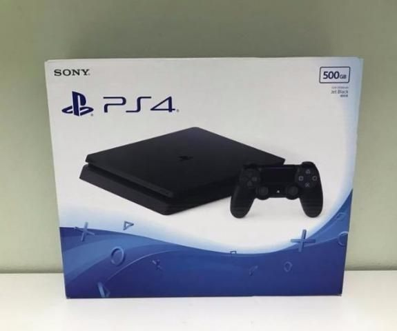 Sony PlayStation 4 SLIM 500Gb \ магазин GAMEtop \ гарантия \ в кредит