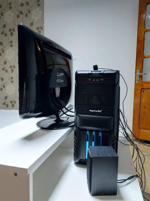 Aparatura, unitate+monitor+kit difuzie