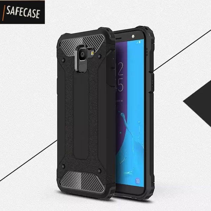 Удароустойчив Кейс Spigen за Samsung Galaxy J6 J6+ Plus A6 2018 A6+ A9