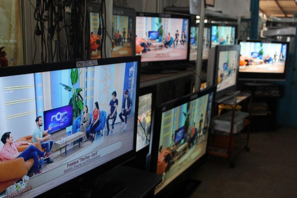 Televizor LCD, LED, PLASMA, preturi incepand cu 220 lei