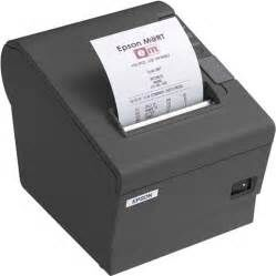 Impressora térmica epson TM 88V