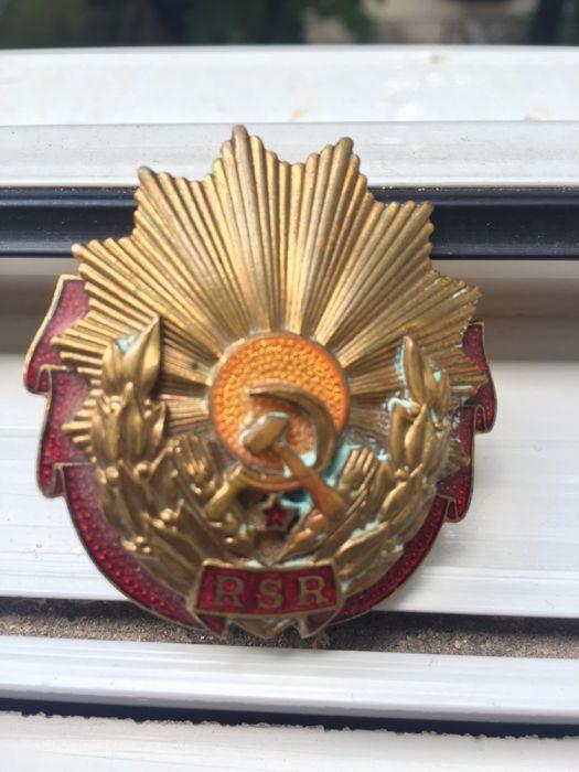 OFERTA!!! Medalie Republica Socialista Romania pentru colectionari