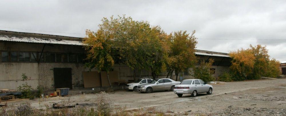 Продам участок с складом в Астане