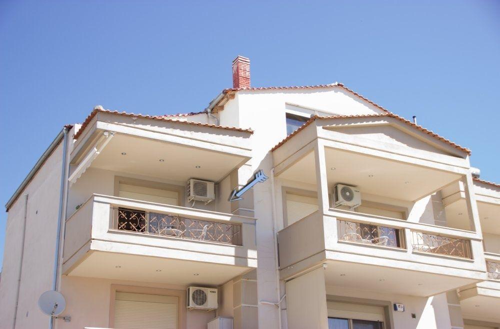 Едноспален апартамент Ясонас, 100м от плажа, Керамоти, Гърция