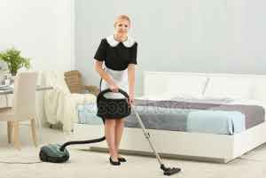 Temos para si empregadas doméstica.