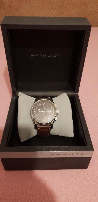Ceas Hamilton Jazzmaster Automatic Chrono Maestro H327161