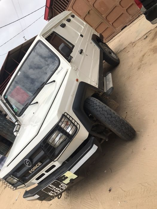 Force trax diesel com. Apenas 4 mil quilómetros