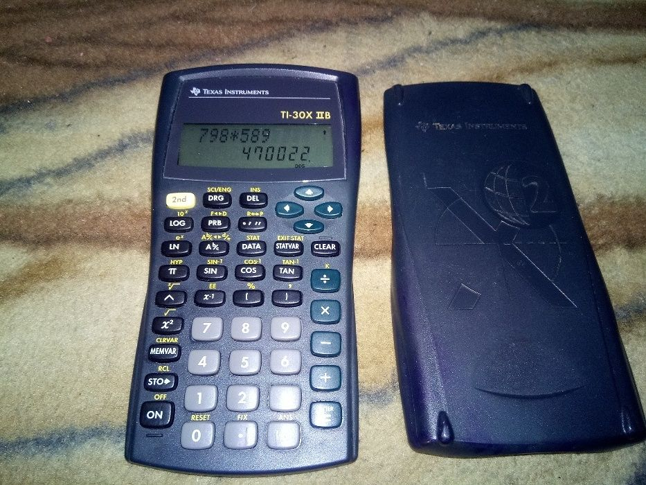 Calculator stiintific Texas Instruments TI-30X IIB
