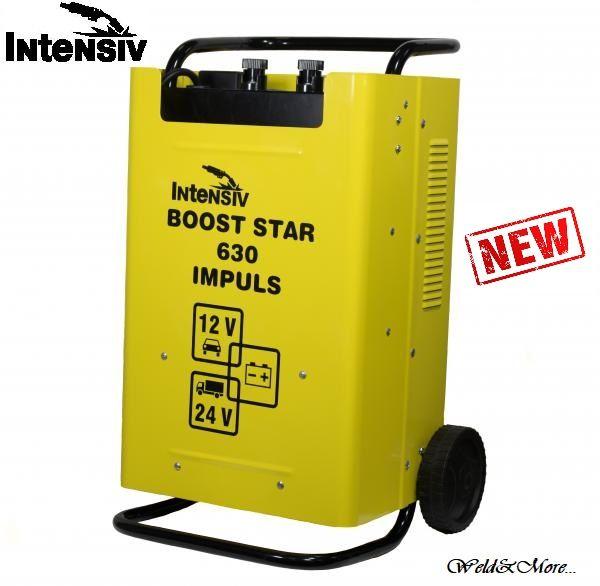 Robot pornire si redresor auto Intensiv BOOST STAR 630 IMPULS