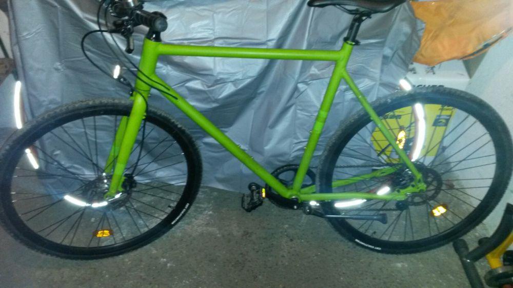 Bicicleta Kildemoes Numberz 308