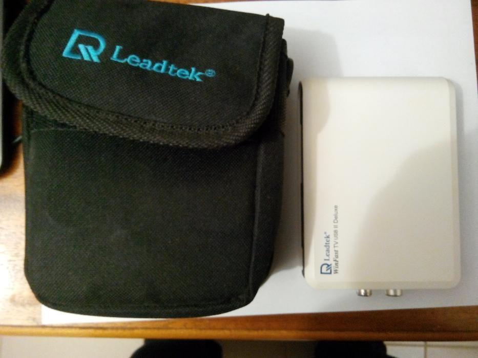 Vand/schimb TV Tuner Leadtek WinFast TV USB II Deluxe