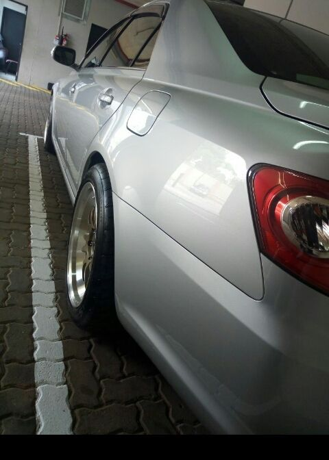 Toyota Mark X Novo..