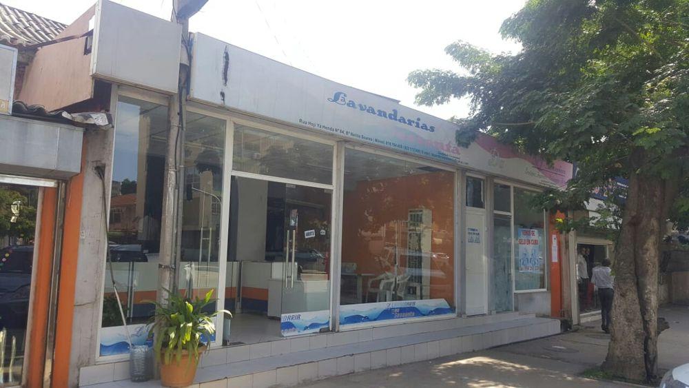 Vende-se esta Lavandaria bem localizada na rua principal da Vila Ali