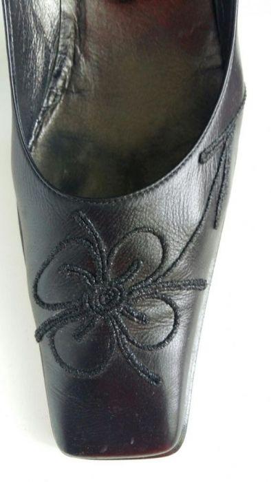 Продам кожанные итальянские туфли Fabiani