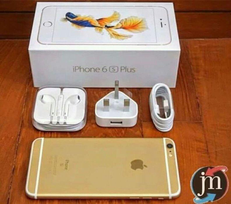 Iphone e 6s Plus (Gb 128) Sem id tudo novinho