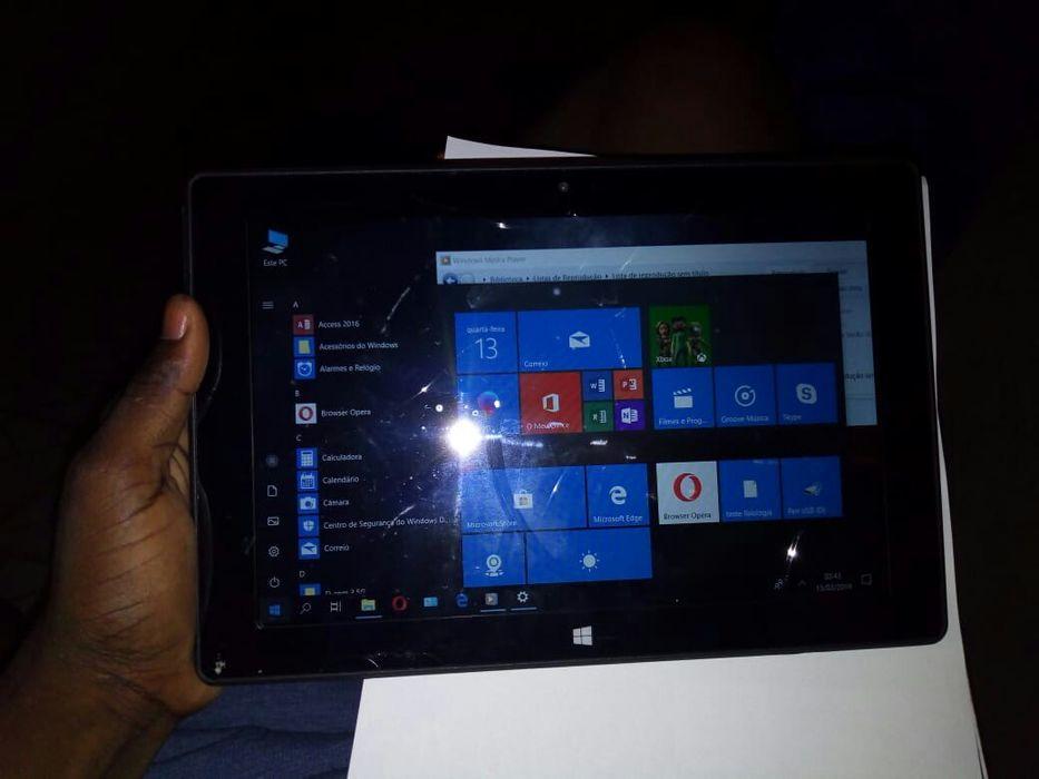 Tenho um tablet da Proline da Microsoft