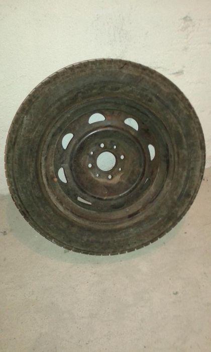 Резервна гума с джанта 205/60/15 от Пежо/Ситроен