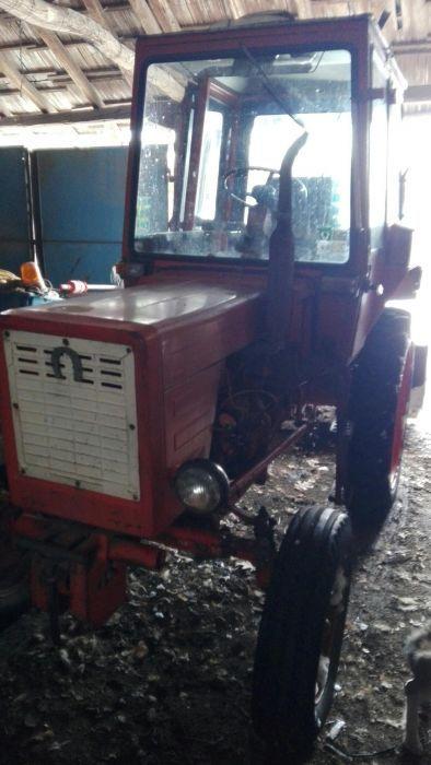 УСЛУГИ с трактор