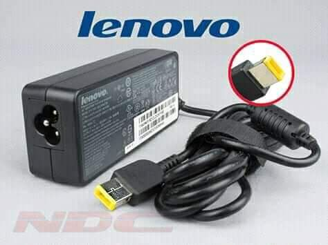 Carregador Lenovo ponta USB disponível