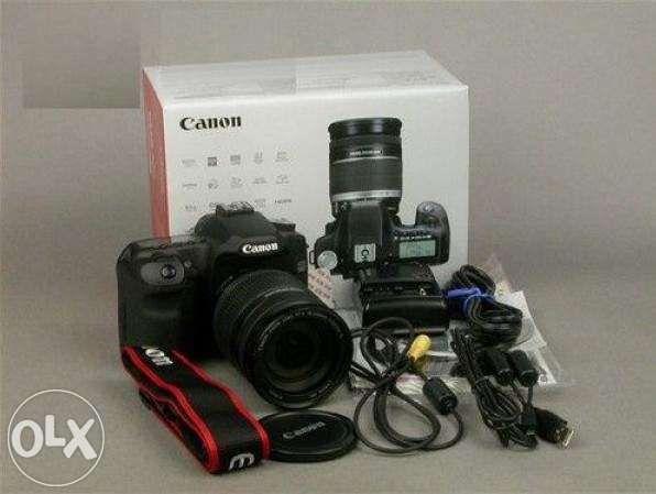 Фотоаппарат Canon 7D + 3 объектива + дополнения