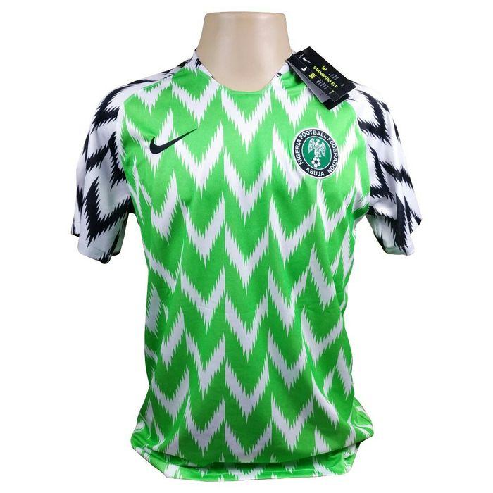 Oficial da selecção da Nigéria