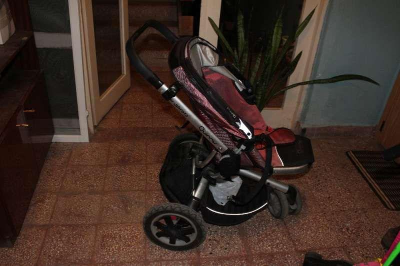 Бебешка детска количка Quinny Buzz 3 Куини бъз 3в1