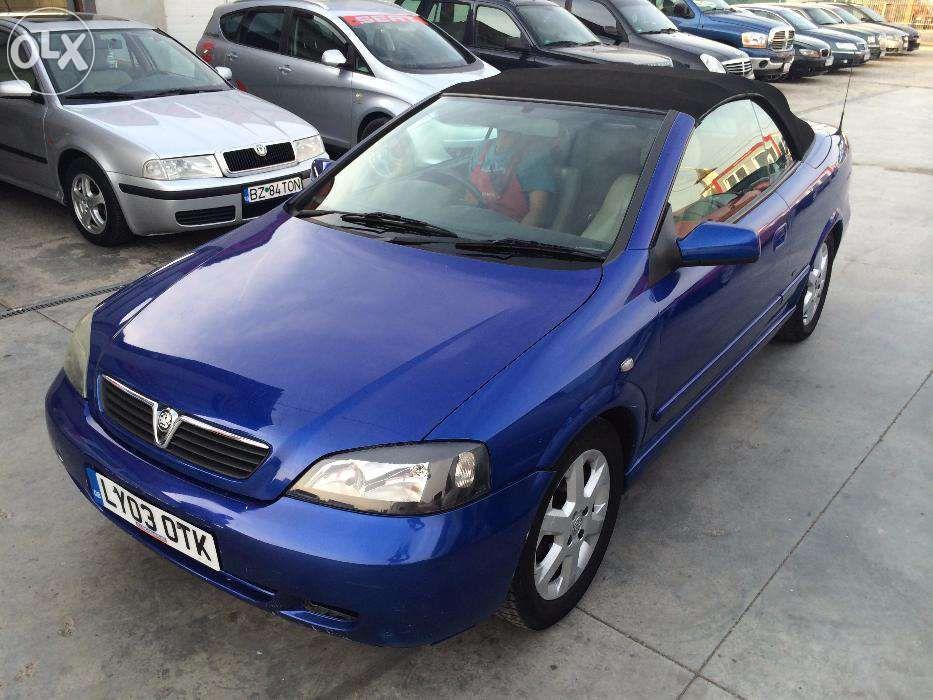 Dezmembrez Opel Astra Bertone cabrio, 1.6 16v 2003