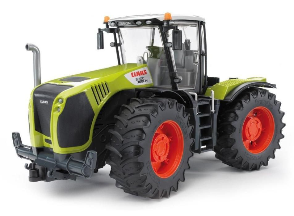 Jucarii Bruder 03015 - Tractor Claas Xerion 5000