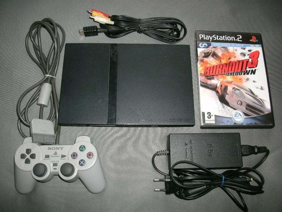 ps2 consola PlayStation 2