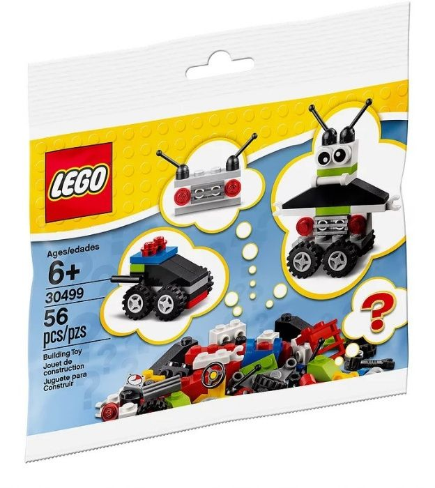 Lego Creator 30499 - Robot/Vehicle free builds
