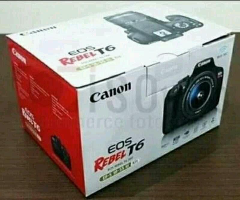 Camera canon á venda