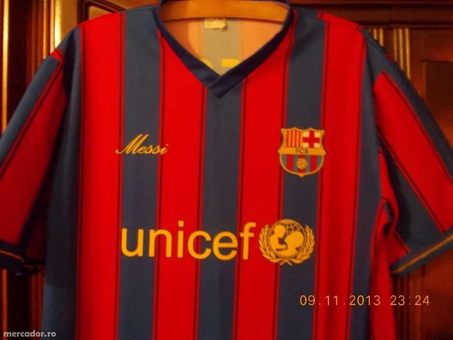 Tricou personalizat ,, Barcelona '' - Messi , nr 10