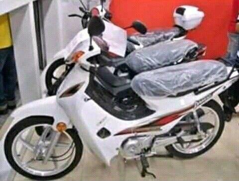 Moto KTM
