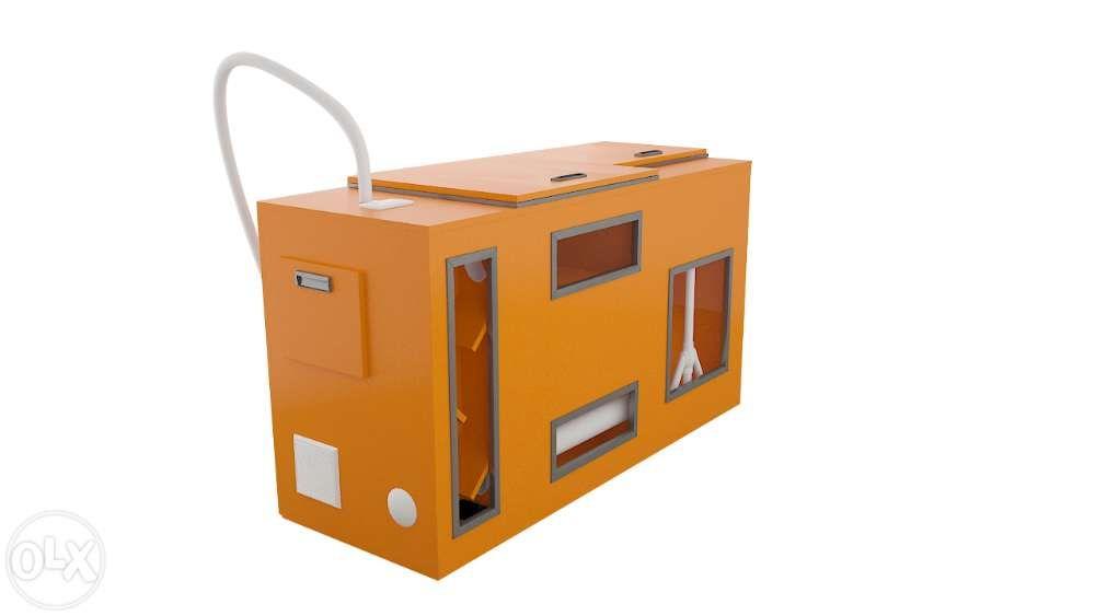 Masina de curat perne - transportul este gratuit! -