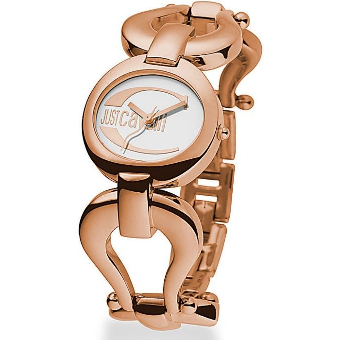 Ceas Just Cavalli JC Cruise Rose Gold, original, auriu, nou in cutie